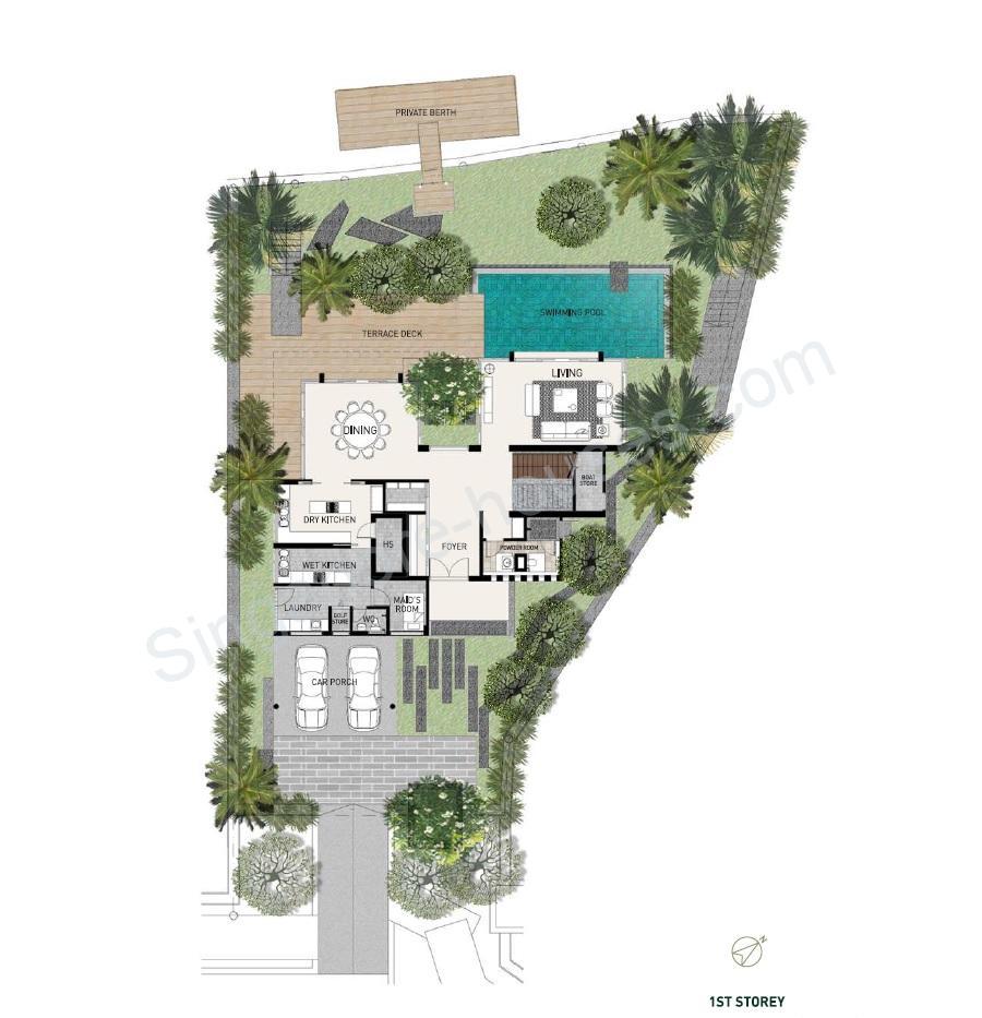 Floor Plan - 1st Storey