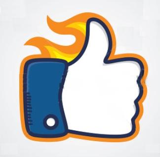 like-flame